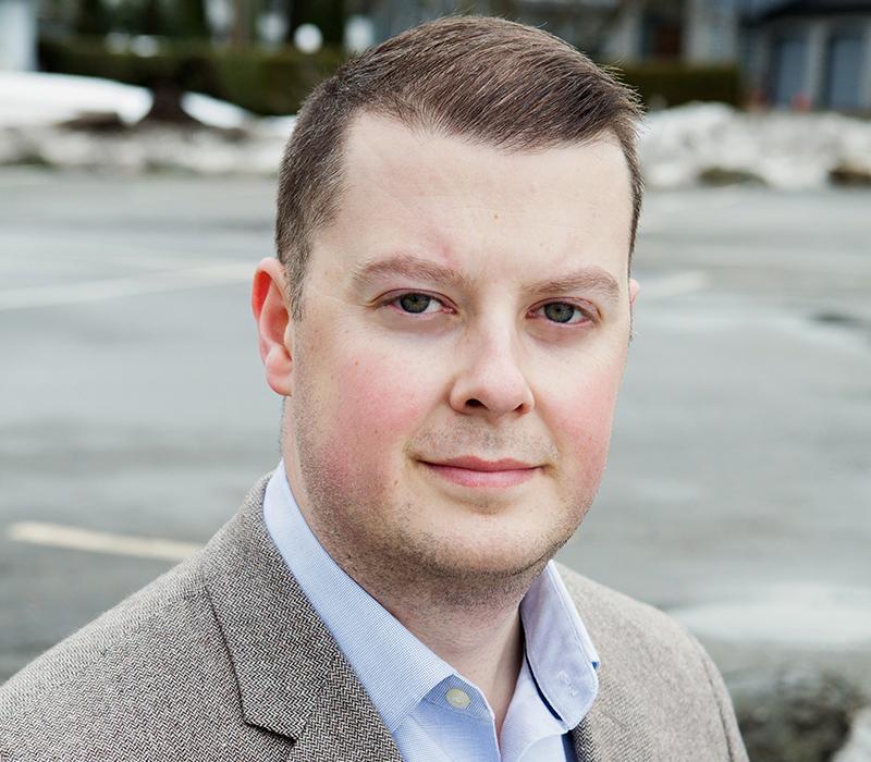 Kyle McGregor