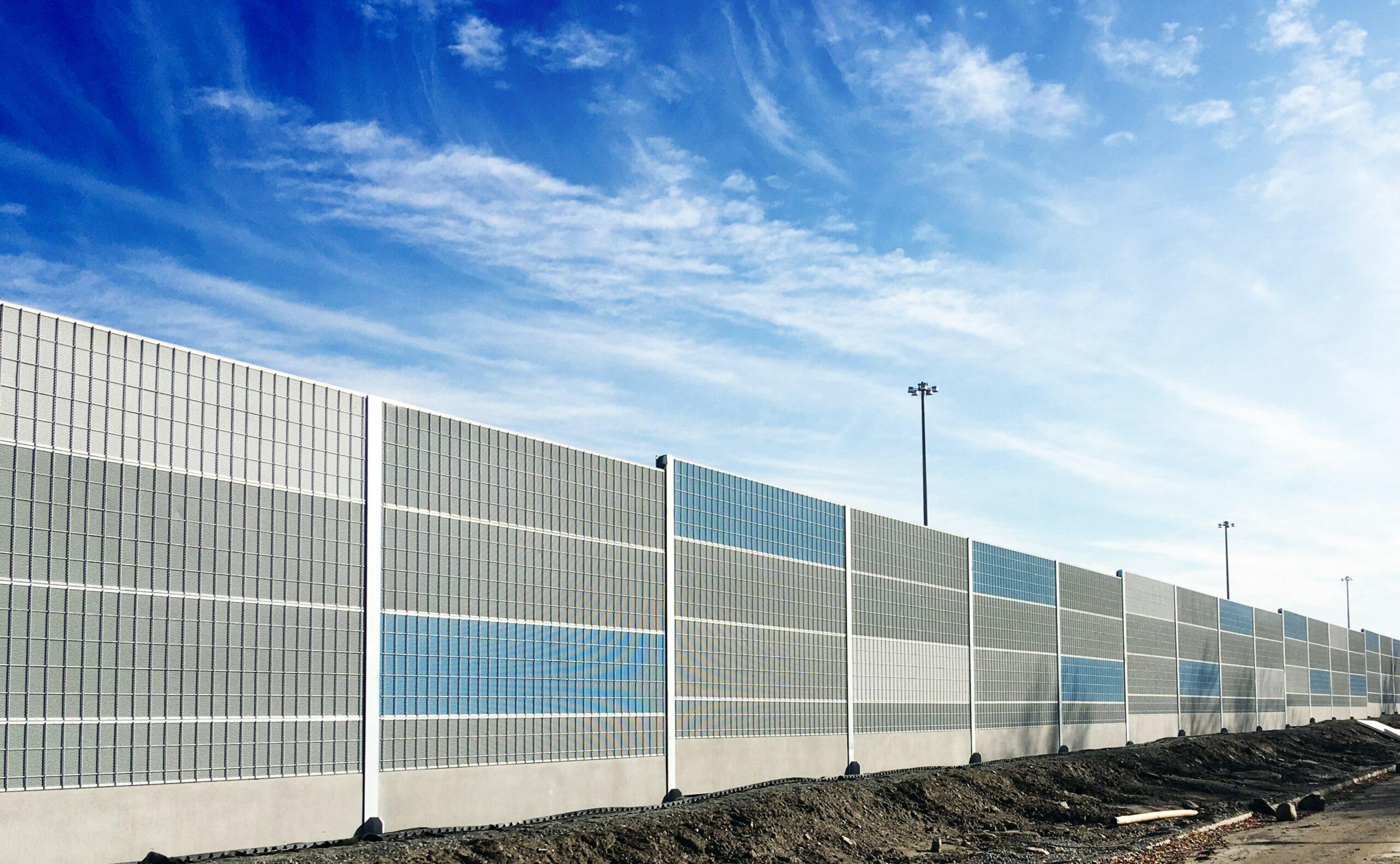 Planta Sound Wall System