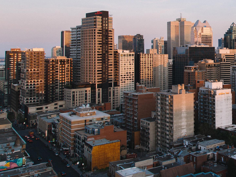Buildings & Rooftops